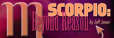 Scorpio: Beyond Reason - StarIQ com